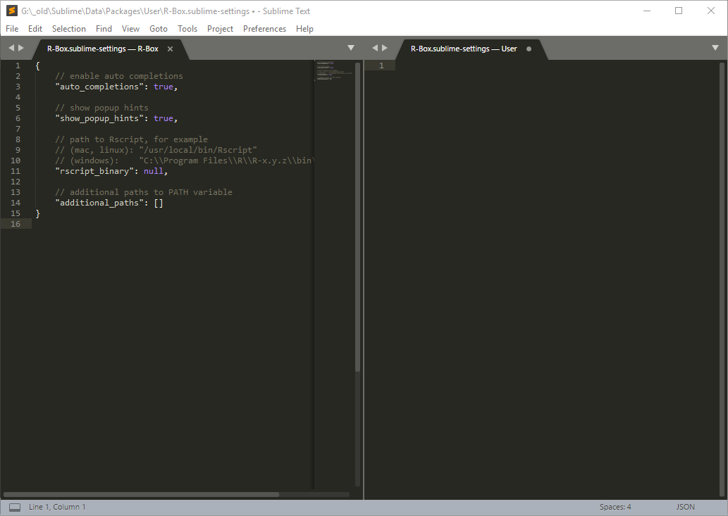 POLS396 · The R Console and Sublime Text